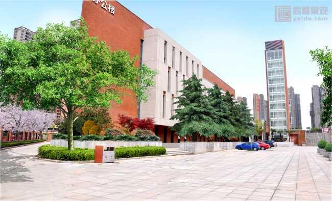 曲江中学,小学校园景观绿化设计项目